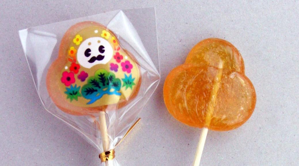 ひゃくまんさんキャンデー